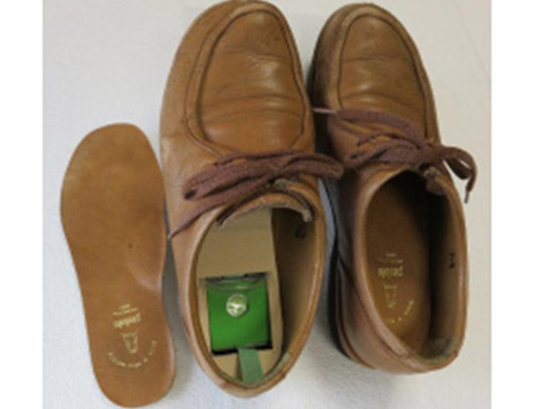 愛用中の靴